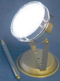 White LED underwater light - LED72-W