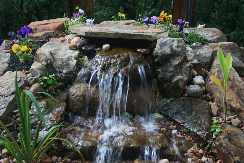 Pondless Waterfalls Gallery Sublime Water Garden