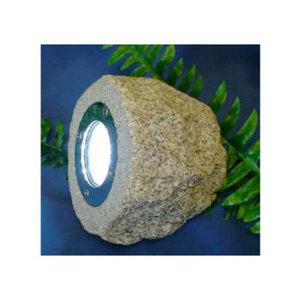 Granite garden rock light - ELSG36W