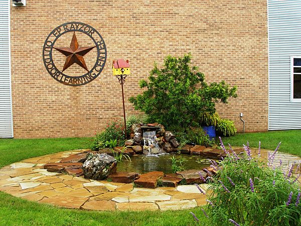 Water Features | Dallas Fort Worth Metroplex