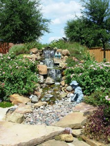 Pondless Waterfalls | Dallas-Fort Worth Metroplex