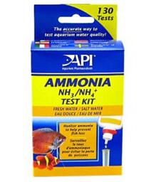 API Ammonia Test Kit - 130 Tests