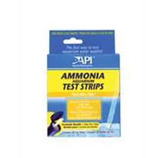 Ammonia Test Strips - Box of 25