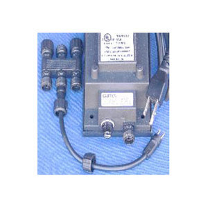 5 Way Outdoor Splitter w/ Transformer - TCB5-50W