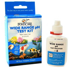 P/C Liquid pH Test Kit - 160 Tests