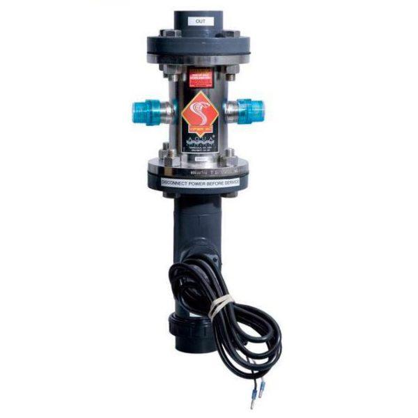 Viper 400 Watt Stainless