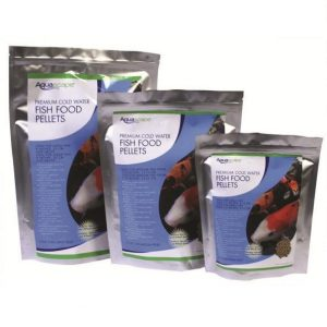 Cold Water Fish Food Pellets