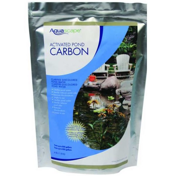 Activated Pond Carbon, 80000